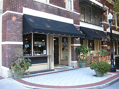 Mitchell's Coffe House  - Downtown Lakeland off Kentucky Ave.  Photo Credit -  Hyku on Flickr