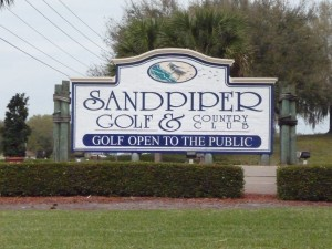 How are Sandpiper Golf home sales in Lakeland Fl performing in 2014?