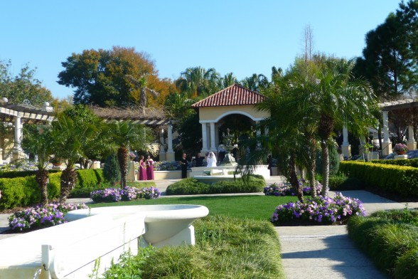 Lakeland Florida - Botanical Hollis Garden - Lakeland Real Estate