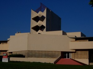 Annie Pfeiffer Chapel - Frank Lloyd Wright Architecture