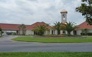 Carillon Lakes in Lakeland Florida - Club House