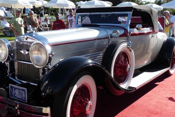 Annual Lake Mirror Classic Car Festival in Lakeland FL