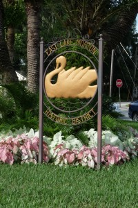 Historic Districts East and South Lake Morton in Lakeland