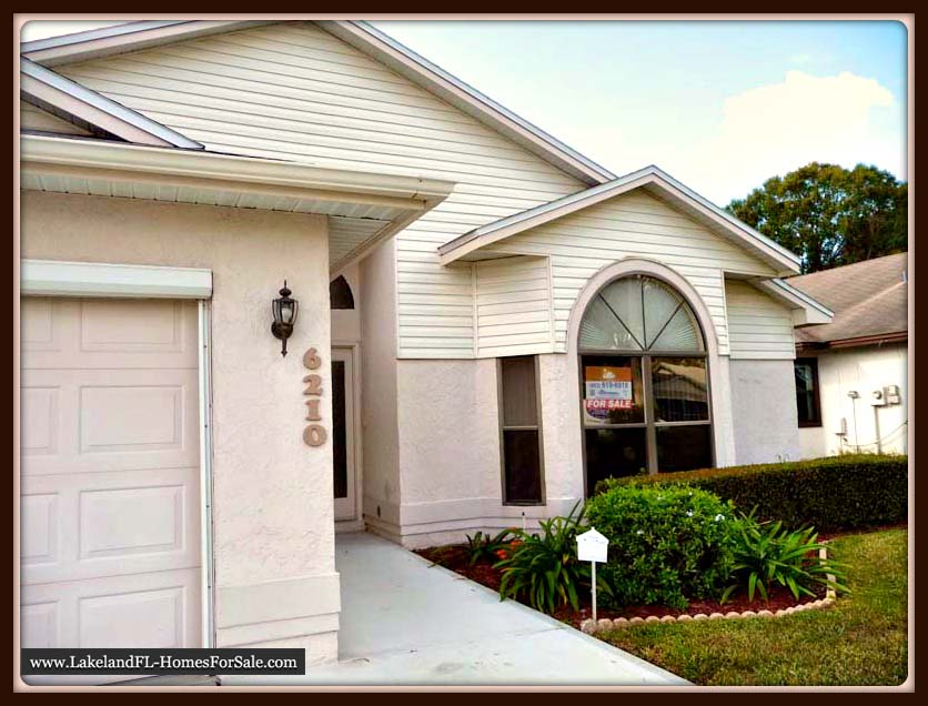 Sandpiper Golf and Country Club Home for Sale | Front View