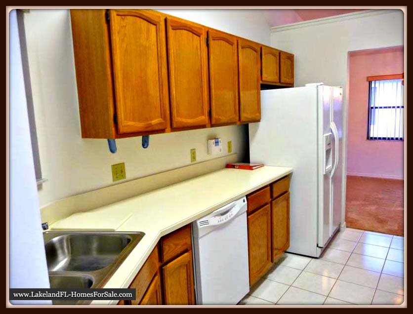 Kitchen of this Sandpiper Golf and Country Club Home for Sale