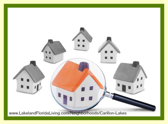 Be sure to have these 5 things on your checklist when buying a home for sale in Carillon Lakes.