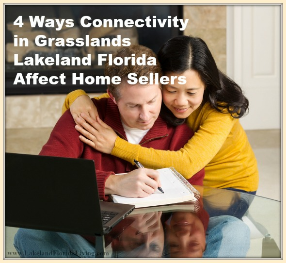 Internet connectivity has a big impact on your Grasslands Lakeland FL home for sale, here's why!