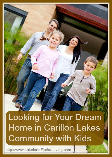 Read these helpful tips on how manage your kids when you are house-hunting in Carillon Lakes community.
