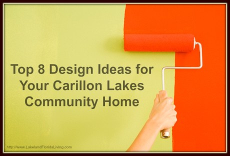 Restore the beauty of your home in Carillon Lakes community and follow these amazing tips!