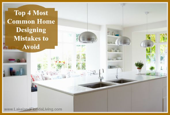 Common Kitchen Design Mistakes Overlooking Fillers And Panels: Top 4 Most Common Home Designing Mistakes To Avoid