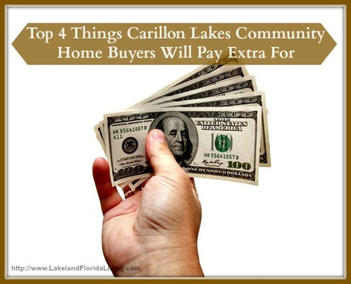 Here are the top 4 factors you should prioritize when selling your Carillon Lakes community home!