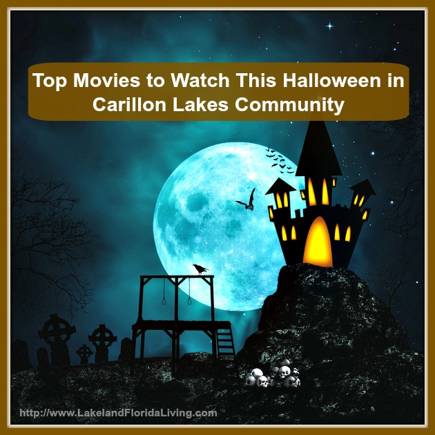Here are must-watch movies for your children in your Carillon Lakes community homes this Halloween!