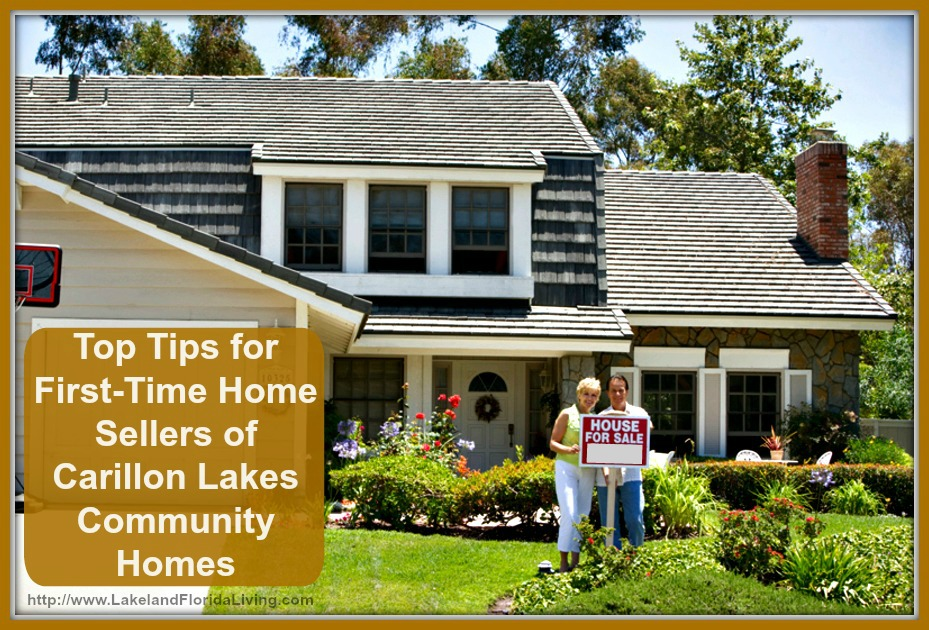 Top selling tips Carillon Lakes