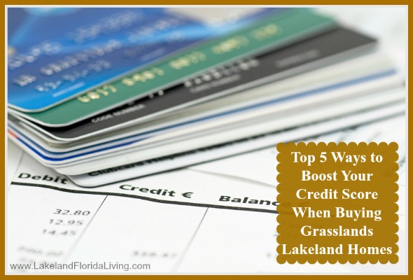 Ways to boost your credit score